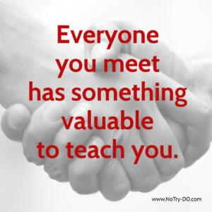 Everyone You Meet Image